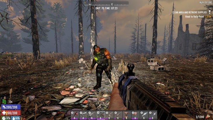 7 days to die day and night wasteland demolisher additional screenshot 1