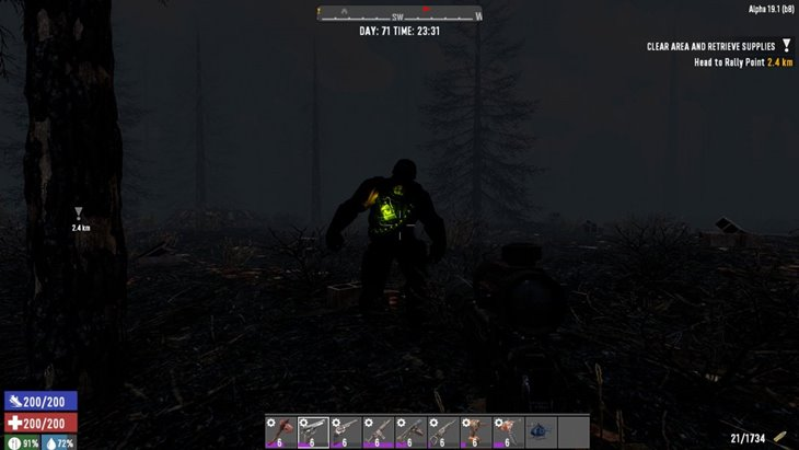 7 days to die day and night wasteland demolisher additional screenshot 2