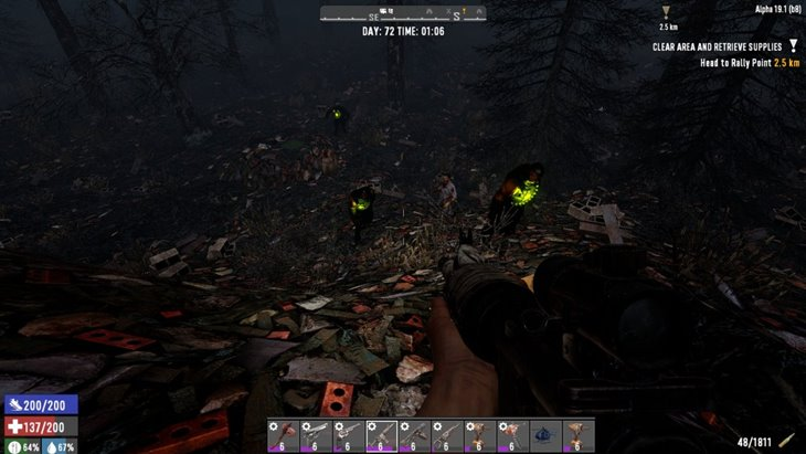 7 days to die day and night wasteland demolisher additional screenshot 3