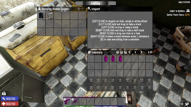 7 days to die lootable static zombie corpses and dead zombies additional screenshot