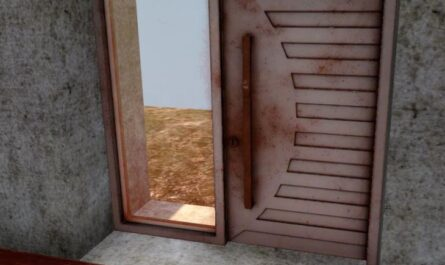 7 days to die modern doors by hammerjade, 7 days to die doors