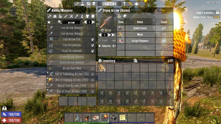 7 days to die plastic instead of feathers additional screenshot 1