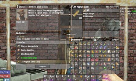 7 days to die quest reward ammo increase, 7 days to die quests, 7 days to die ammo