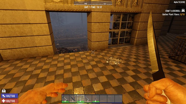 7 days to die rickyralph's melee weapons, 7 days to die melee weapons, 7 days to die weapons