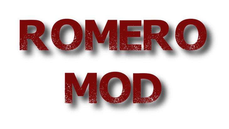 Romero Mod – A Game Mode/Suite of Zombie Tweaks