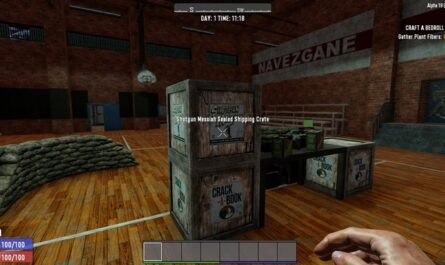 7 days to die low-gamestage loot lottery mod, 7 days to die loot