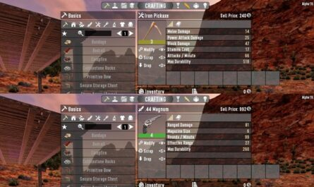 7 days to die add 2 more mod slots to items/weapons, 7 days to die more slots, 7 days to die weapons, 7 days to die tools