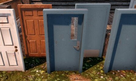 7 days to die craft doors, 7 days to die doors, 7 days to die building materials