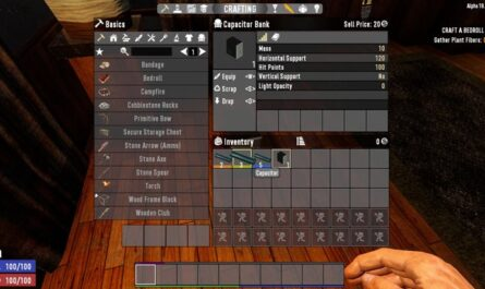 7 days to die electric - capacitor bank, 7 days to die electricity