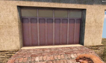 7 days to die garage gate by hammerjade, 7 days to die doors