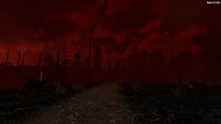 7 days to die never ending horde nights