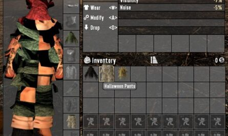 7 days to die quick halloween costume, 7 days to die clothing