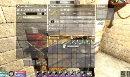 7 days to die re-box ammo, 7 days to die ammo