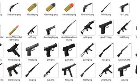 7 days to die vanilla firearms extended patch a19, 7 days to die weapons, 7 days to die ammo