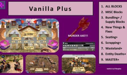 7 days to die vanilla plus