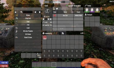 7 days to die autominer mod for a19, 7 days to die mining