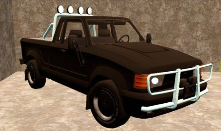 7 days to die fortbrick2's pickup, 7 days to die truck mods, 7 days to die vehicles