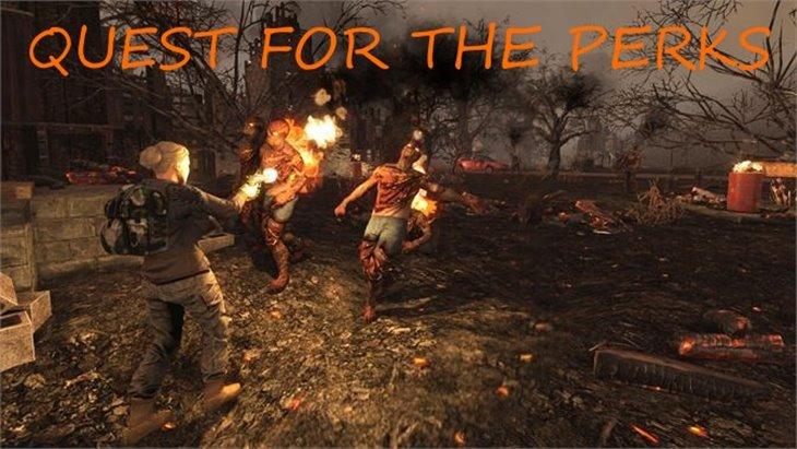 7 days to die perk quests, 7 days to die perks, 7 days to die quests