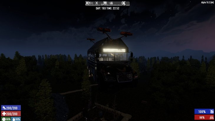 7 days to die snufkin's community pack server side vehicles additional screenshot 5