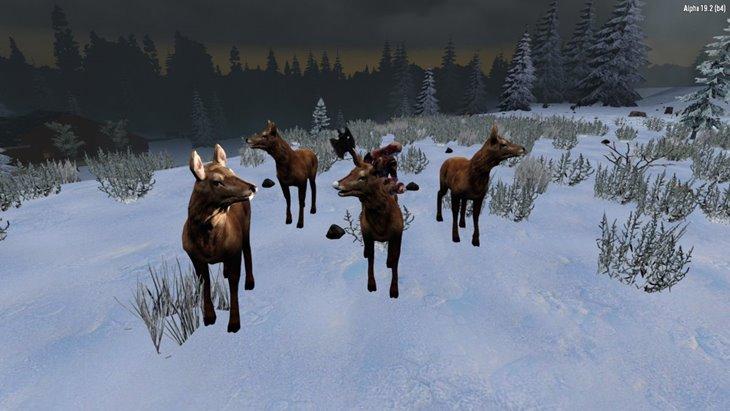 7 days to die snufkin's custom server side zombies - plus additional screenshot 4