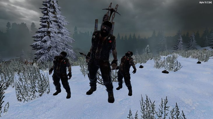 7 days to die snufkin's custom server side zombies - plus additional screenshot 5
