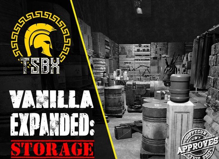Vanilla Expanded: Storage