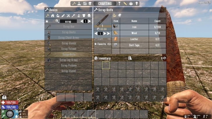 7 days to die snufkin's scrap tools additional screenshot 3