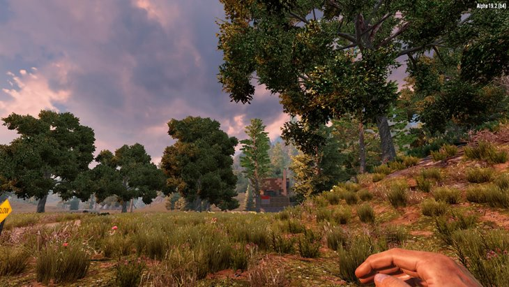 7 days to die trees don't grow, 7 days to die trees