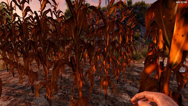 7 days to die crop growth by weather, 7 days to die farming, 7 days to die weather, 7 days to die dmt mods
