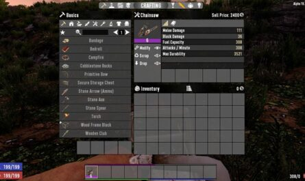 7 days to die happy little chainsaw mod, 7 days to die tools