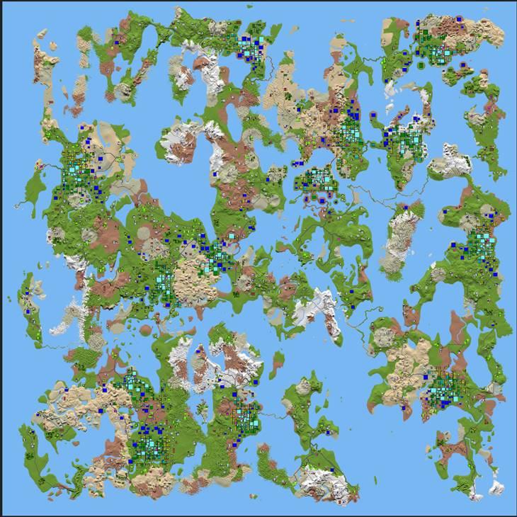 7 days to die alsep & atrum islands, 7 days to die biomes, 7 days to die maps