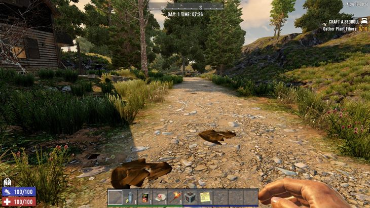 7 days to die foodless - never eat drink, 7 days to die food, 7 days to die drinks
