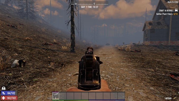 7 days to die lethal headshots - all headshots kill, 7 days to die weapons, 7 days to die ammo