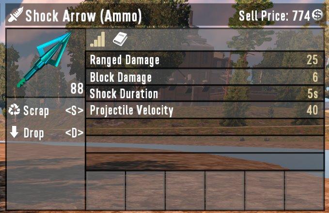 7 days to die sam's special ammo additional screenshot 1