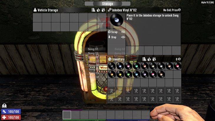 7 days to die snufkin's jukebox additional screenshot 2