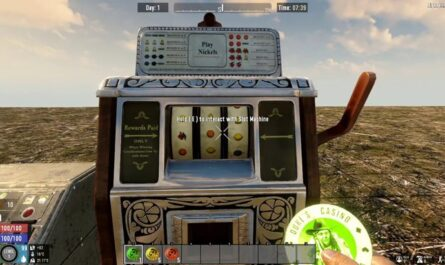 7 days to die snufkin's slot machine