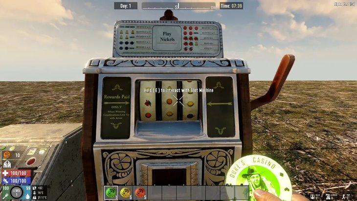 Snufkin's Slot Machine