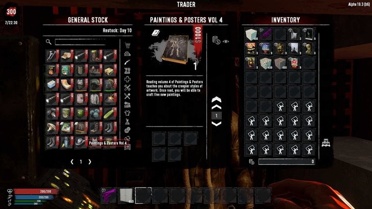7 days to die ztensity's paintings & posters additional screenshot 2
