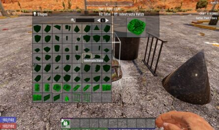7 days to die indestructo blocks, 7 days to die doors, 7 days to die bridges, 7 days to die building materials, 7 days to die spikes, 7 days to die traps