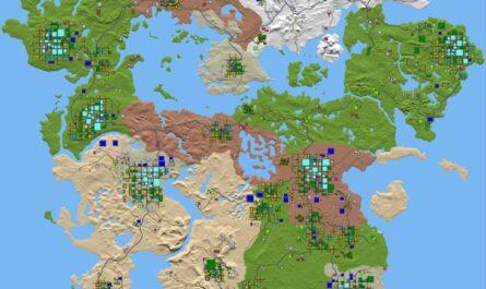 7 days to die cannibal coast v3 vanilla edition a19.4 8k, 7 days to die maps