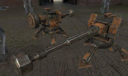 7 days to die extend turret active range, 7 days to die weapons, 7 days to die traps