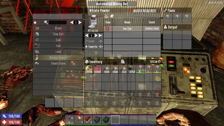 7 days to die AutoBots - automated mining and ammunition bots (revisited) additional screenshot 3