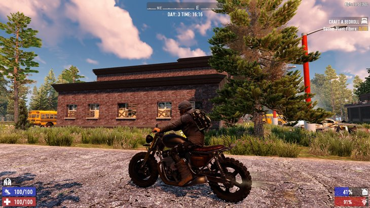 Chaos Motorcycle Mod