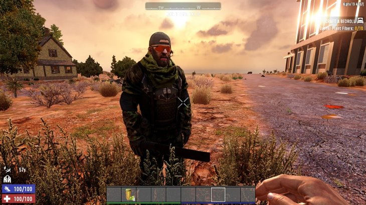 7 days to die parachute hat mod and drone hat mod additional screenshot 4