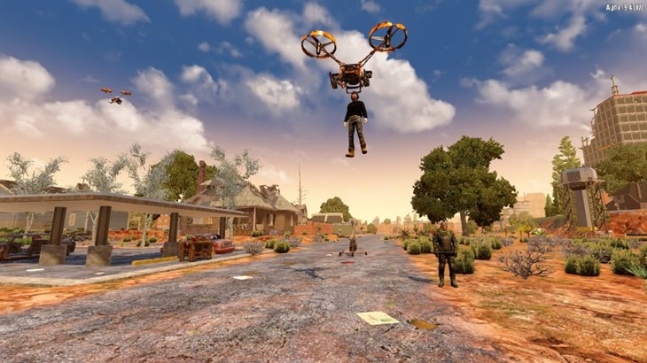 7 days to die parachute hat mod and drone hat mod additional screenshot 9