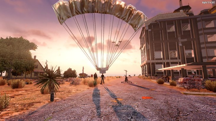 7 days to die parachute hat mod and drone hat mod, 7 days to die vehicles