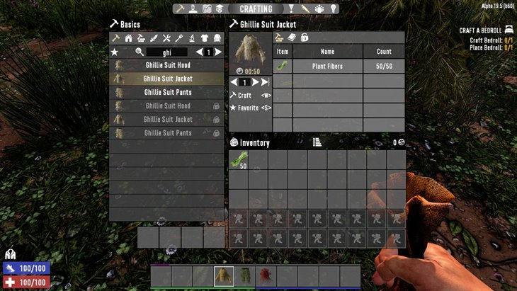 7 days to die cheaper ghillie suit, 7 days to die books, 7 days to die clothing