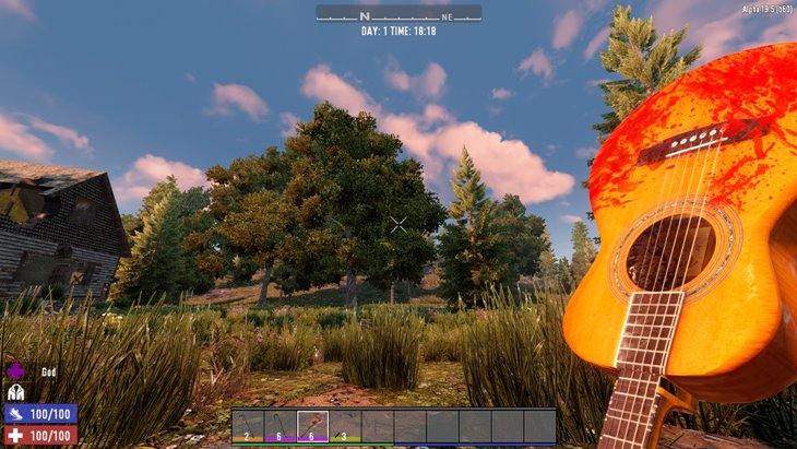 7 days to die telric's melee weapons additional screenshot 3