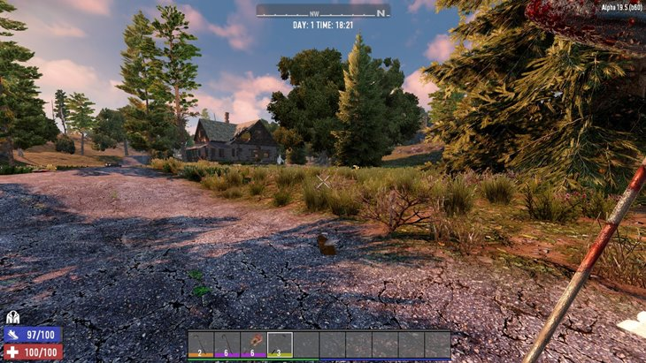 7 days to die telric's melee weapons additional screenshot 4