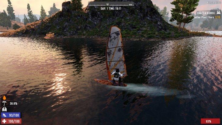 7 days to die windsurfer mod, 7 days to die boat, 7 days to die vehicles